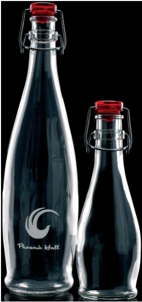 bespoke 1 litre reusable bottle. Black Bedroom Furniture Sets. Home Design Ideas
