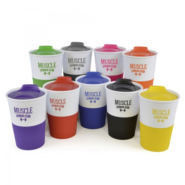 Promotional Grippy Travel Cup Pa Promotions
