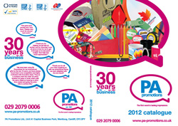 PA Catalogue