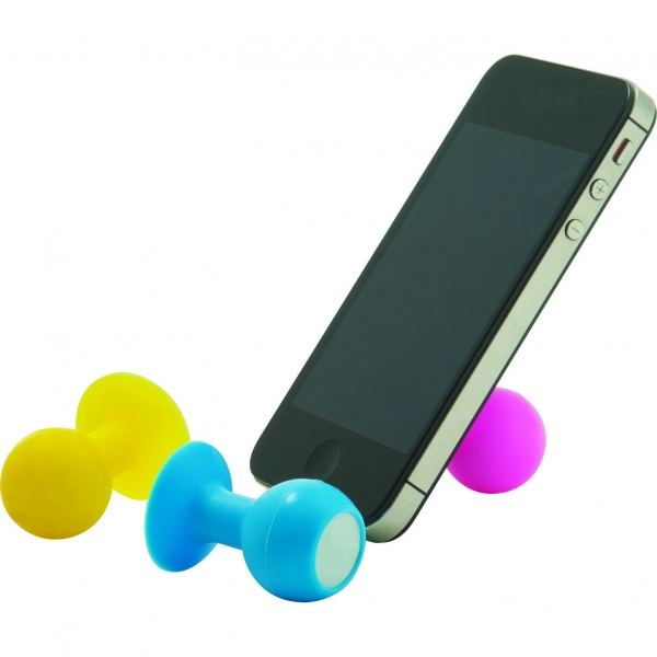 promotional mobile phone popper stand. Black Bedroom Furniture Sets. Home Design Ideas