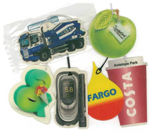 Promotional Car Air Freshener Pa Promotions