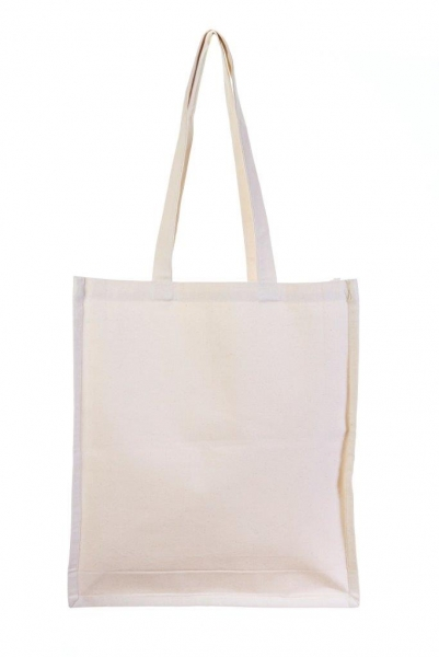 Printed 10oz Premium Cotton Shopper Bag Pa Promotions