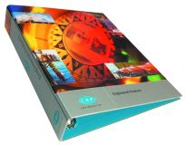 Promotional Paper Over Board A4 Ringbinder