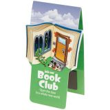 Promo Special Shaped Magnetic Bookmark