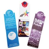 Promo Magnetic Bookmark with Lip