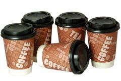 12oz Double wall Promotional Paper Cups
