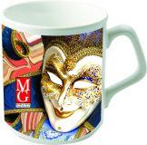 Promotional Dye Sublimation Sparta Mug