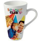 Promotional Latte Dye Sub Mug