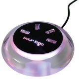 Promotional USB Hub Aqua Lite