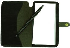 Personalised Executive Leather Note Book