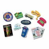 Small Promotional Fridge Magnet