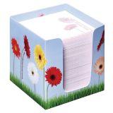 Personalised Mini Card Memo Block