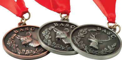 Promotional 50mm Molded Medals