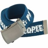 Promotional Polyester Canvas Belt