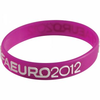 Promotional Debossed Silicon Wristbands