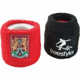 Towelling Wrist Sweatbands (Cotton or Polyester)