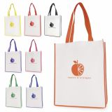 Promotional Large Contrast Shopper