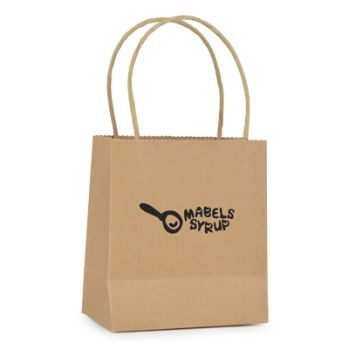 Printed Brunswick Small Paper Bag