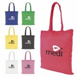 Printed Budget Coloured Shopper Bag