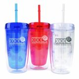 Promotional AS Plastic Tumbler
