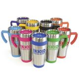 Promotional Stainless Steel Oregon Thermal Travel Mug