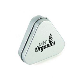 Promotional Triangular Mint Tin
