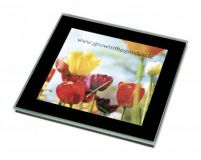 Promotional Glass Coaster