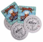 Promotional Beer Mat