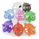 Promotional Piglet Money Bank