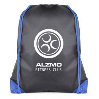 Branded Spencer Drawstring Bag
