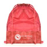 Printed Silvester Drawstring Bag