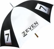 Branded Budget Golf Umbrella