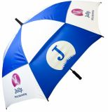 Promotional Auto Vent Golf Umbrella