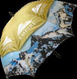 Promotional Fibrestorm Vented Golf Umbrella