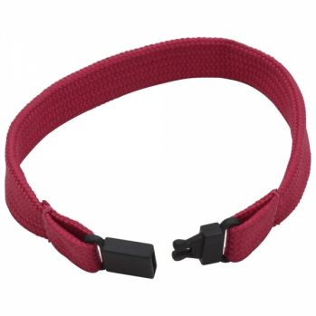 Promotional Tubular Polyester Wristband
