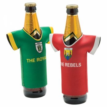 Promotional Neoprene T-Shirt Bottle Holder