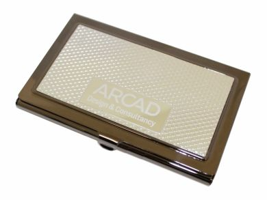 Promotional Mosaic Card Case