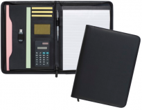 Promotional Dartford A4 Calcufolder