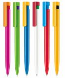 Liberty Mix & Match Plastic Ballpen (polished)