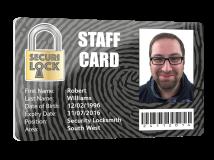 PVC ID/Membership Card - Short Run