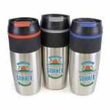 Branded Tate Thermal Travel Mug