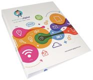 Promotional Full Colour A4 Binderpod Ring Binder