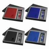 Branded Soft Touch Trio Gift Set