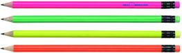 Personalised Fluorescent Pencil