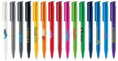 Printed Super Hit Polished Plastic Ball pen