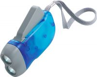 Promotional Dynamo Self Charging Torch
