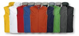 Emrboidered Softshell Vest