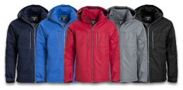 Branded Kingslake Waterproof Jacket