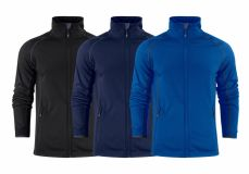 Branded Miles Fleece Jacket