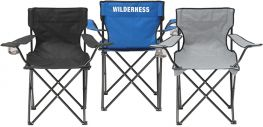 Promotional Wilderness Camping Chair